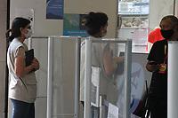 Campinas (SP), 14/10/2020 - Comércio-SP - Ação integrada de fiscalização com Defesa Civil, Guarda Municipal, Devisa, Urbanismo, Setec e Procon é realizada no comércio da região central de Campinas, interior de São Paulo, nesta quarta-feira (14). O evento tem o objetivo de verificar os estabelecimentos na Fase Verde do Plano São Paulo.