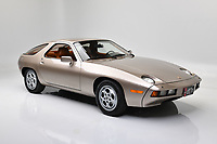 BNPS.co.uk (01202 558833)<br /> Pic: Barrett-Jackson/BNPS<br /> <br /> Pictured: A classic Porsche used in the film which launched Tom Cruise's career is tipped to sell for £360,000. ($500,000)<br /> <br /> The original 1979 Porsche 928 was used in Cruise's Hollywood debut Risky Business, where he played an unruly teen who steals his father's car and turns the family home into a brothel while his parents are away. <br /> <br /> It was one of three identical models used in the adolescent comedy but it was the predominant one on screen and had the most seat time from the cast.
