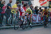 Katarzyna Niewiadoma (POL/Canyon-SRAM)<br /> <br /> WOMEN ELITE ROAD RACE<br /> Kufstein to Innsbruck: 156.2 km<br /> <br /> UCI 2018 Road World Championships<br /> Innsbruck - Tirol / Austria