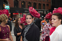 Eva Mendes NYC Fashion event
