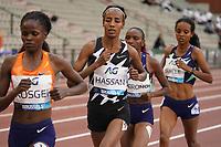 5th September 2020, Brussels, Netherlands; Baudouin Stadium Brussels, Sifan Hassan Nederland 1 Hour race women