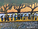 The Umbrellas of Hangzhou<br />