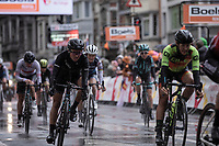 Katarzina Niewiadoma (POL/Canyon SRAM Racing)  finishing  6th place. <br /> <br /> 3th Liège-Bastogne-Liège-Femmes 2019 (1.WWT)<br /> 1 Day Race: Bastogne – Liège 138,5km<br /> <br /> ©kramon