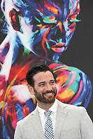 FESTIVAL TELEVISION DE MONTE CARLO - PHOTOCALL 'CHICAGO MED' AVEC COLIN DONNELL