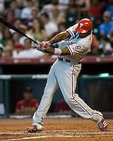 Howard, Ryan 5924.jpg Philadelphia Phillies at Houston Astros. Major League Baseball. September 6th, 2009 at Minute Maid Park in Houston, Texas. Photo by Andrew Woolley.