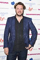 The Hippopotamus premiere