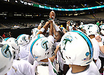 Tulane defeats ECU, 36-33, in triple overtime at the Mercedes-Benz Superdome and improves their record to 5-2.