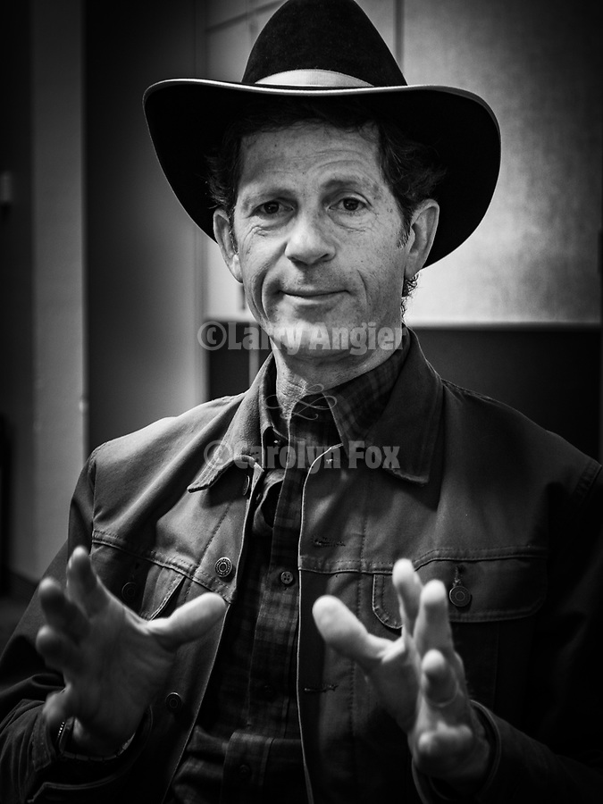 Keynote Speaker John Langmore, cowboy and photographer at STW XXXI, Winnemucca, Nevada, April 11, 2019.<br /> .<br /> .<br /> .<br /> .<br /> @shootingthewest, @winnemuccanevada, #ShootingTheWest, @winnemuccaconventioncenter, #WinnemuccaNevada, #STWXXXI, #NevadaPhotographyExperience, #WCVA