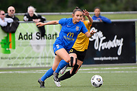 Macey Fraser of Southern during the Handa Women's Premiership - Capital Football v Southern United at Petone Memorial Park, Wellington on Saturday 7 November 2020.<br /> Copyright photo: Masanori Udagawa /  www.photosport.nz