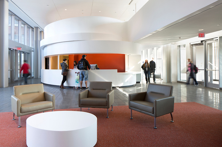 The Ohio State University South Campus Renovation | Schooley Caldwell Associates