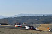 Pirelli World Challenge<br /> Intercontinental GT Challenge California 8 Hours<br /> Mazda Raceway Laguna Seca<br /> Sunday 15 October 2017<br /> Peter Kox, Mark Wilkins, Jules Gounon, Acura NSX GT3, GT3 Overall, Ryan Eversley, Tom Dyer, Dane Cameron, Acura NSX GT3, GT3 Overall<br /> World Copyright: Richard Dole<br /> LAT Images<br /> ref: Digital Image RD_PWCLS17_189