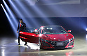 Honda revamps NSX sports car