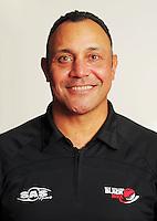 Head coach Eddie Kohlhase.  NZ Black Sox softball headshots at Fraser Park, Lower Hutt, New Zealand on Sunday, 13 January 2013. Photo: Dave Lintott / lintottphoto.co.nz