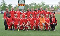 Lierse U16 - Standard de Liege U16 : ploegfoto Standard Femina.foto DAVID CATRY / Nikonpro.be