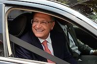 SAO PAULO, SP, 05 DE NOVEMBRO DE 2011 - NOVA ALA HOSPITAL DANTE PAZZANESE - O governador do Estado Geraldo Alckmin durante cerimônia de inauguração de nova ala de UTI do hospital, nesta segunda-feira (05), na capital. Com a inauguração, o hospital amplia em 40% a capacidade de realização de cirurgias cardíacas. (FOTO: ALEXANDRE MOREIRA - NEWS FREE).