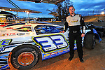 Feb 03, 2011; 6:00:05 PM; Sylvania, GA., USA; An Unsactioned Racing Event Running a 10,000 To Win During Speedweeks 2011 At Screven Motor Speedway.  Mandatory Credit: (thesportswire.net)