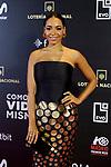 Montse Pla attends to 'Como la Vida Misma' film premiere during the 'Madrid Premiere Week' at Callao City Lights cinema in Madrid, Spain. November 12, 2018. (ALTERPHOTOS/A. Perez Meca)