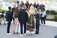 70EME FESTIVAL DE CANNES - Photocall du film MISE A MORT DU CERF SACRE En présence du réalisateur Yorgos LANTHIMOS.<br /> Des actrices Nicole KIDMAN, Raffey CASSIDY & Sunny SULJIC.<br /> Des acteurs Barry KEOGHAN & Andrew LOWE.<br /> Du scénariste Efthymis FILIPPOU.<br /> Et du producteur Ed GUINEY.<br /> Yorgos LANTHIMOS<br /> Barry KEOGHAN<br /> Raffey CASSIDY
