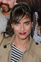 """NEW YORK, NY - SEPTEMBER 16: Amanda Peet arrives at the """"Enough Said"""" New York Screening held at Paris Theater on September 16, 2013 in New York City. (Photo by Jeffery Duran/Celebrity Monitor)"""