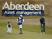 Henrik Stenson, IMG, Hugo Boss, Schuco, BMW, Delwood, FootJoy, Marquis Jet, Mutual of Omaha, Rolex, Taylor Made during round one of the 2016 Aberdeen Asset Management Scottish Open played at Castle Stuart Golf Golf Links from 7th to 10th July 2016: Picture Stuart Adams, www.golftourimages.com: 07/07/2016