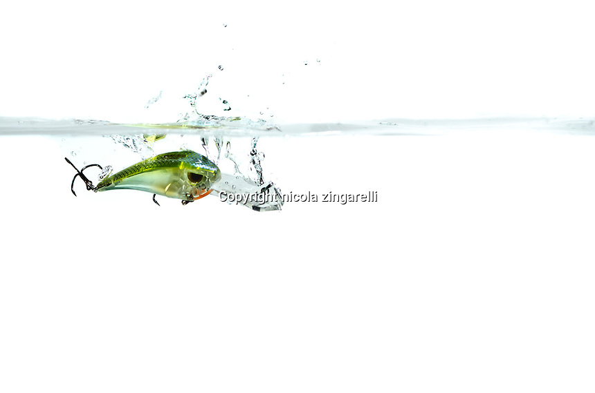 Image of a vario Crank lure by Molix, a soft-hard crankbait