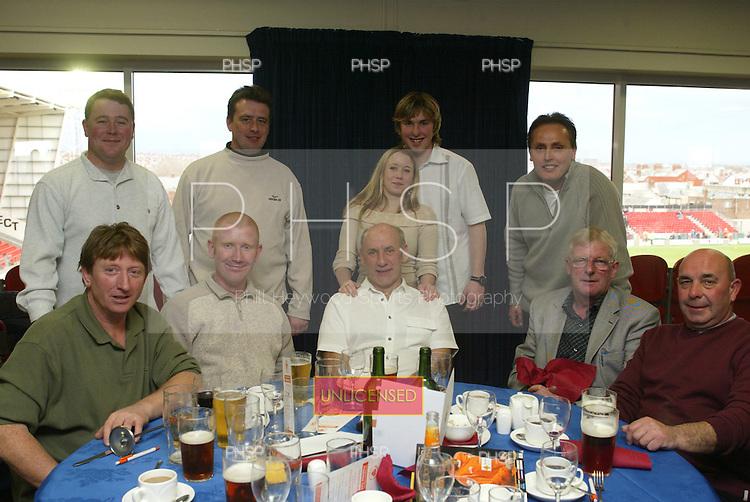 29/11/2003 Blackpool v Bristol City ....