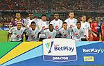 Independiente Medellín venció 1-0 a Millonarios. Fecha 8 Liga BetPlay I-2020