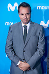 Raul Perez attends to blue carpet of presentation of new schedule of Movistar+ at Queen Sofia Museum in Madrid, Spain. September 12, 2018. (ALTERPHOTOS/Borja B.Hojas)
