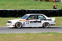 1992 British Touring Car Championship. #22 Karl Jones (GBR). Techspeed Racing. BMW M3.