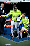 Real Madrid's Gareth Bale during La Liga match. April 09, 2016. (ALTERPHOTOS/Borja B.Hojas)