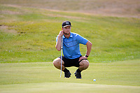 Ethan Jones. Day one of the Renaissance Brewing NZ Stroke Play Championship at Paraparaumu Beach Golf Club in Paraparaumu, New Zealand on Thursday, 18 March 2021. Photo: Dave Lintott / lintottphoto.co.nz
