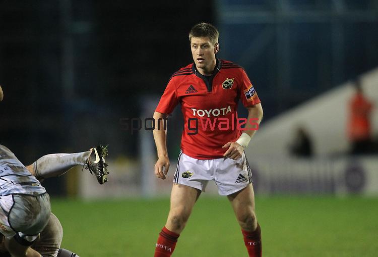 Ronan O'Gara.Celtic League.Cardiff Blues v Munster.02.11.12.©Steve Pope