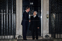22.01.2013 - General Secretary of the Vietnamese Communist Party at 10 Downing Street