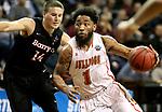 Ferris State vs Barry 2018 Division II Men's Elite 8 Basketball Championship