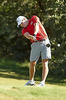SAN ANTONIO, TX - SEPTEMBER 17, 2019: The University of Texas at San Antonio Roadrunners host the UTSA Lone Star Invitational Golf Tournament at the TPC San Antonio Oaks Course. (Photo by Jeff Huehn)