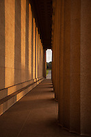 Sunset in the Breezeway