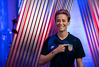 USWNT Behind The Scenes Video Shoot, February 28, 2020