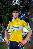 Tour leader Aaron Gate (EvoPro racing). Stage Three - Te ara roa (Te Awamutu circuit). 2019 Grassroots Trust NZ Cycle Classic UCI 2.2 Tour from Te Awamutu in Cambridge, New Zealand on Friday, 25 January 2019. Photo: Dave Lintott / lintottphoto.co.nz