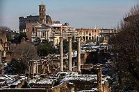 26.02.2018 - Snow, Sunshine and… Rome!