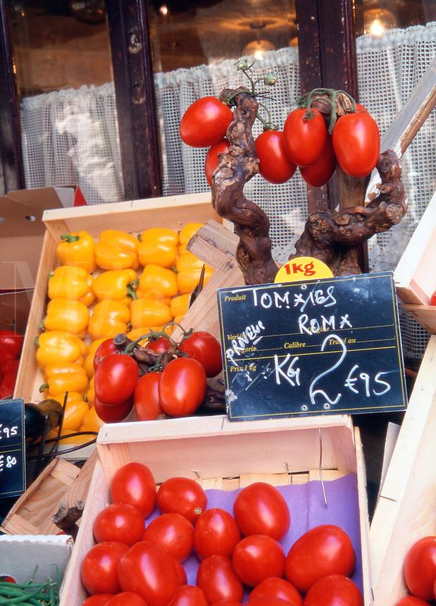 France Parisian market