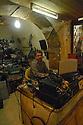 Iraq 2015 A TV/Radio repairer in the souk of Koysanjak<br /> Irak 2015  Un reparateur de radio et television dans le souk de Koysanjak