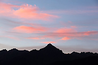 Mt. Sneffels at sunrise