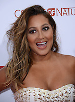 Adrienne Bailon @ the premiere of 'Barber Shop The Next Cut' held @ the Chinese theatre.<br /> April 6, 2016
