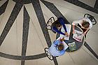 Sept. 13, 2013; MBA Students<br /> <br /> Photo by Matt Cashore/University of Notre Dame