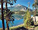 LAKE DILLON AND THE TEN MILE RANGE<br /> SUMMIT COUNTY, COLORADO