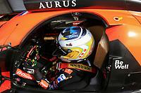 #26 G-DRIVE RACING (RUS) AURUS 01  GIBSON LMP2  JEAN NYCK DE VRIES (NLD)