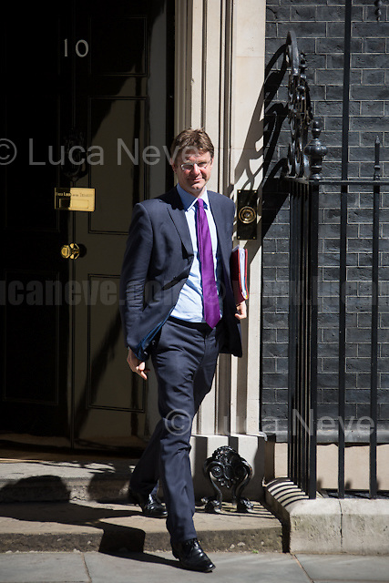 Greg Clark MP (Secretary of State for Business, Energy and Industrial Strategy).<br />