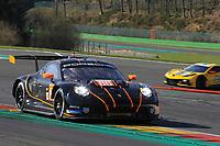 #86 GR RACING (GBR) PORSCHE 911 RSR – 19 LMGTE AM - ANDREW HARYANTO (IDN) / MARCO SEEFRIED (DEU) / ALESSIO PICARIELLO (BEL)