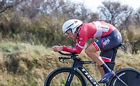 2nd place in GC: Matthias Brändle (AUT/Trek-Segafredo) <br /> <br /> 3 Days of De Panne 2017<br /> afternoon stage 3b: ITT De Panne-De Panne (14,2km)