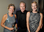 From left: Karen and Michael Pierson with Erica Garrison at the Houston Symphony Opening Night Champagne at The Corinthian Saturday Sept. 12,2015.(Dave Rossman photo)